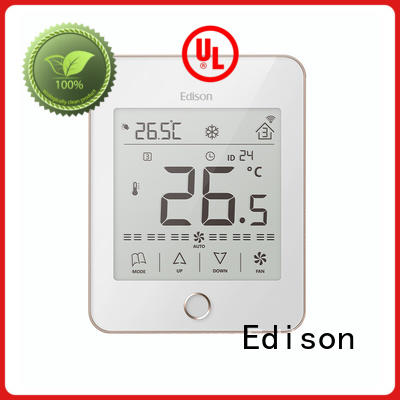 Edison touch thermostat wlan manufacturer for hotels