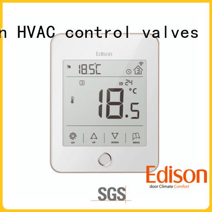 Edison heating cheap thermostat production for electric heating control system