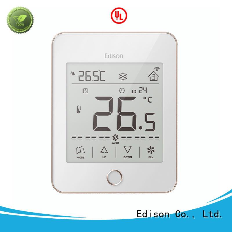 Edison thermostat internet thermostat thermostat for villas