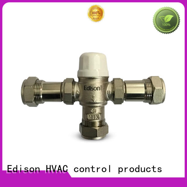 Edison Brand concealed shower temperature control flow factory