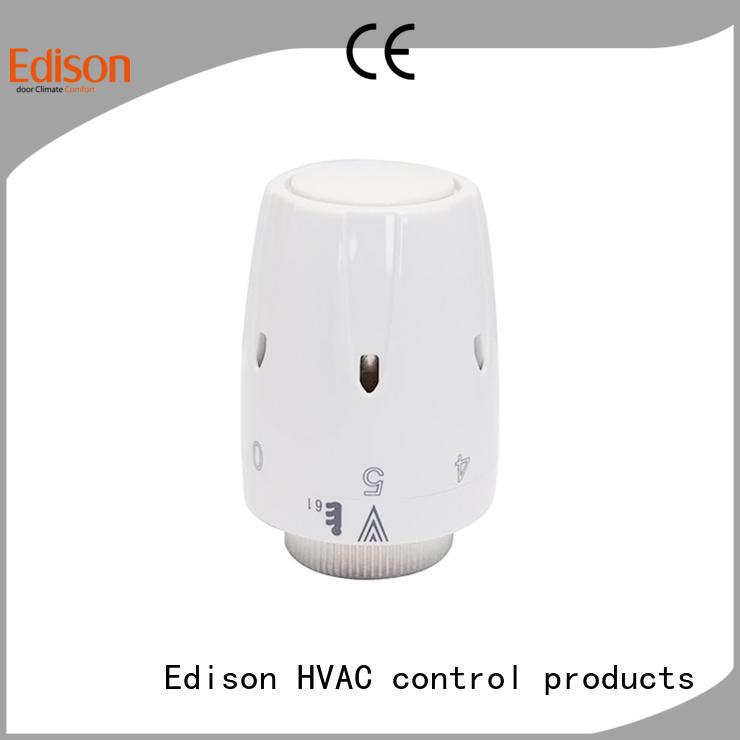 Edison valve trv radiator valves manufacturer for larger family homes