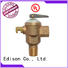 Edison relief hot water system pressure relief valve series for water tanks
