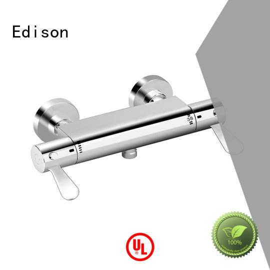 Edison bath shower mixer taps series for hardware store