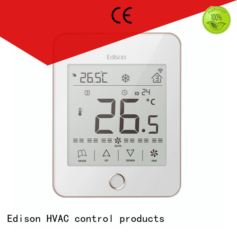 wlan thermostat touch for hotels Edison