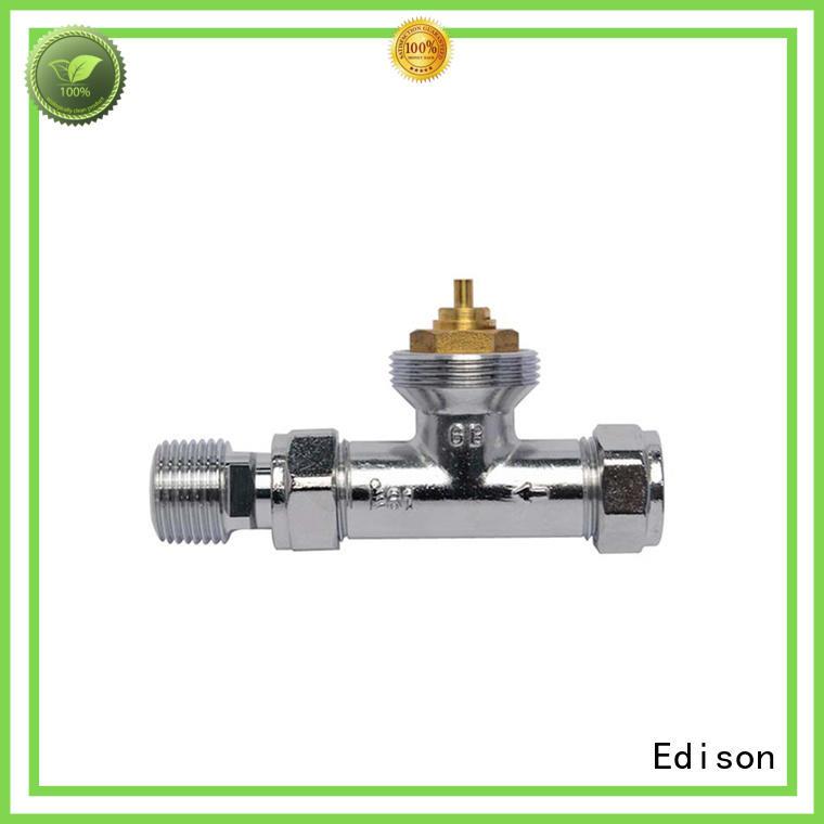 straight corner radiator valves wholesale for hotels