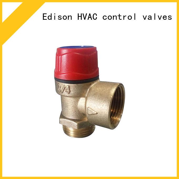 Edison regulator relief valve regulator for hardware store
