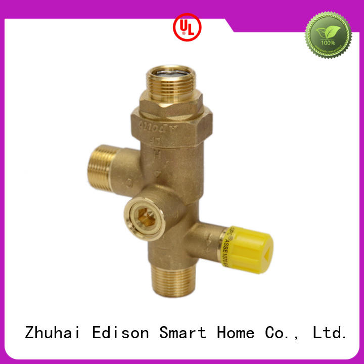 Edison thermostatic thermostatic shower valve manufacturer for hardware store