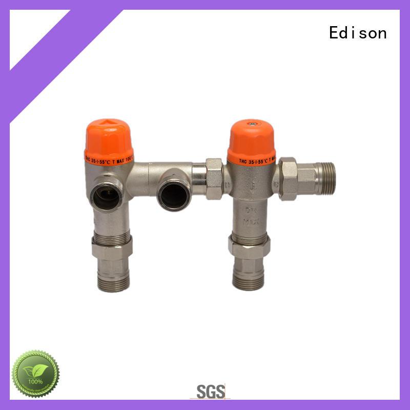 mini temp control shower valve manufacturer for hotels