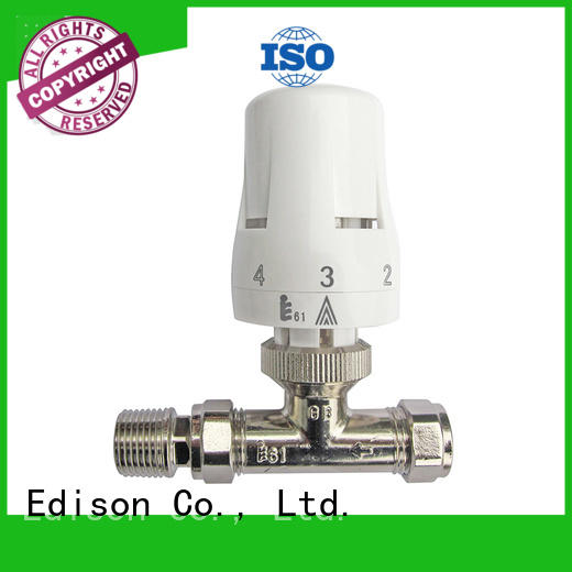 Hot comfortable electronic thermostatic radiator valves gb Edison Brand