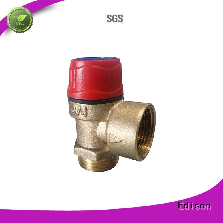 valve relief valve wholesale for industry Edison
