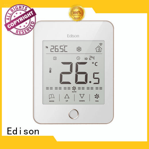 ac smoothly modbus digital thermostat Edison Brand