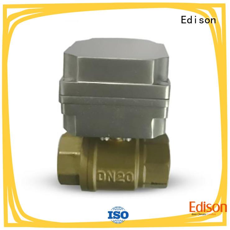 online motorised ball valve valve supplier for shop