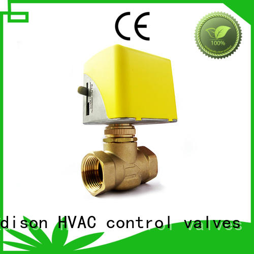 cooling motor operated valve sale manufacturer for air conditioning