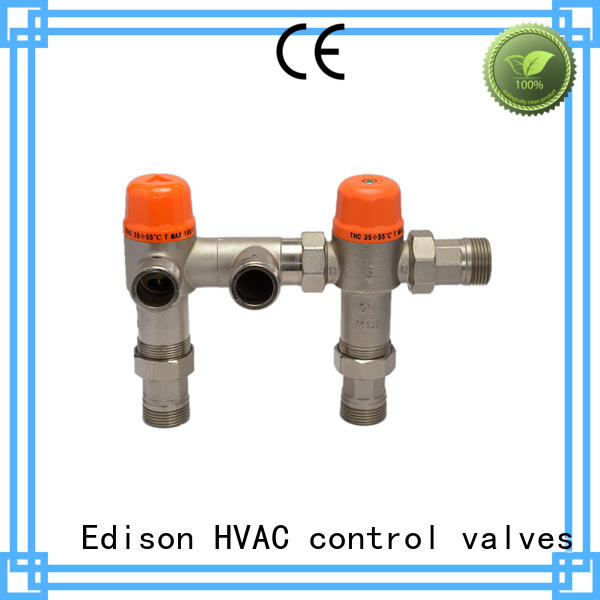 high quality hot water tempering valve booster series for hardware store