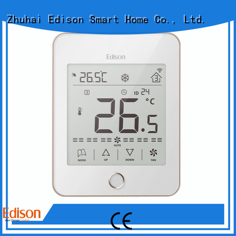 thermostat programmable thermostat modbus for apartments Edison