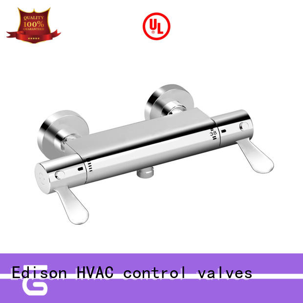 Edison cooling shower mixer taps manufacturer for industry
