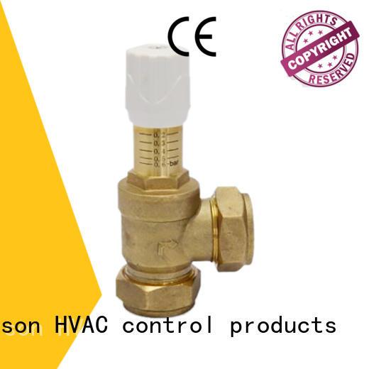 Edison safety radiator drain off valve supplier for shop