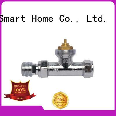 Edison gb straight radiator valves manufacturer for shopping malls