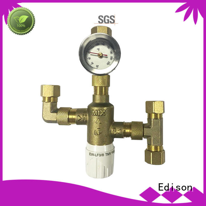 durable water tempering valve thermostatic supplier for hardware store