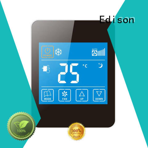 touch home thermostat modbus manufacturer for apartments