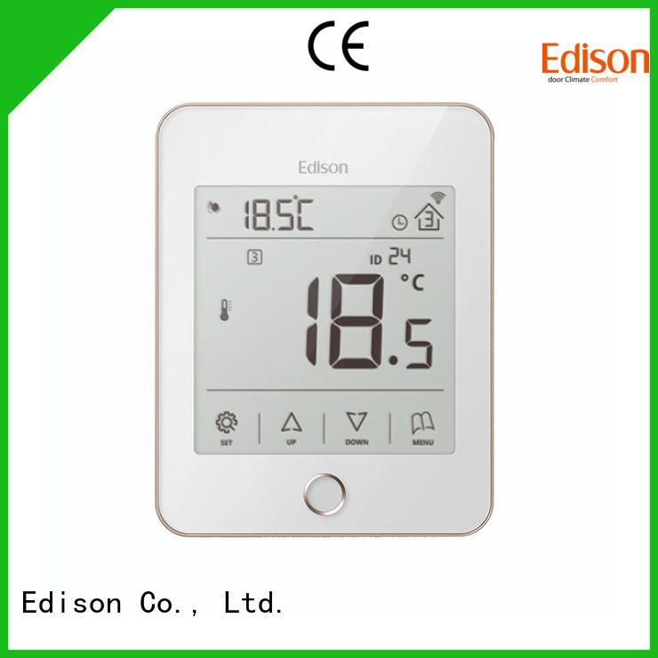 stably digital heating thermostat manufacturer for hardware store