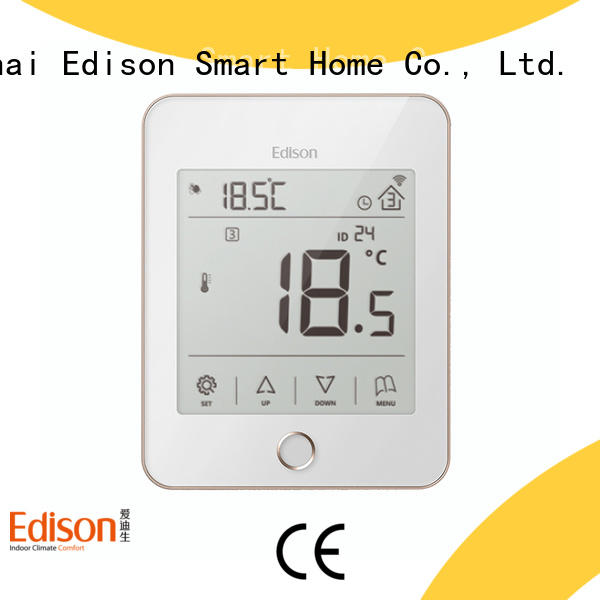 Edison stably central heating thermostat sale for industry
