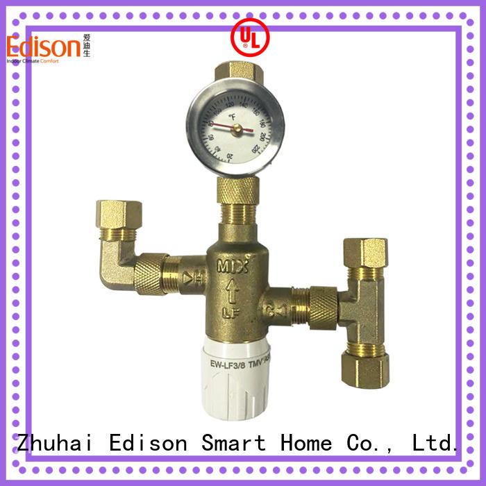 thermostatic thermostatic mixing valve valve function for hotels
