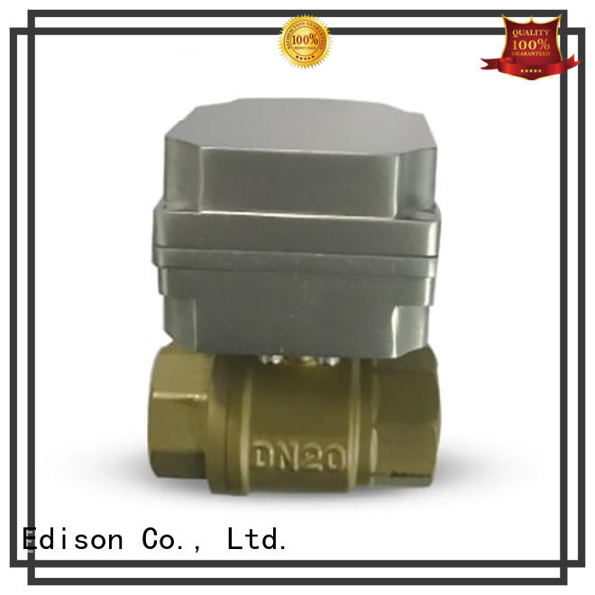 stable motorized ball valve manufacturer for shop
