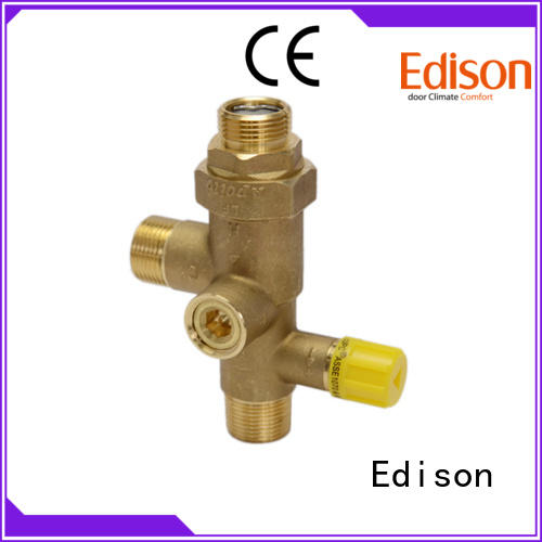 thermostatic tempered valve function for hardware store