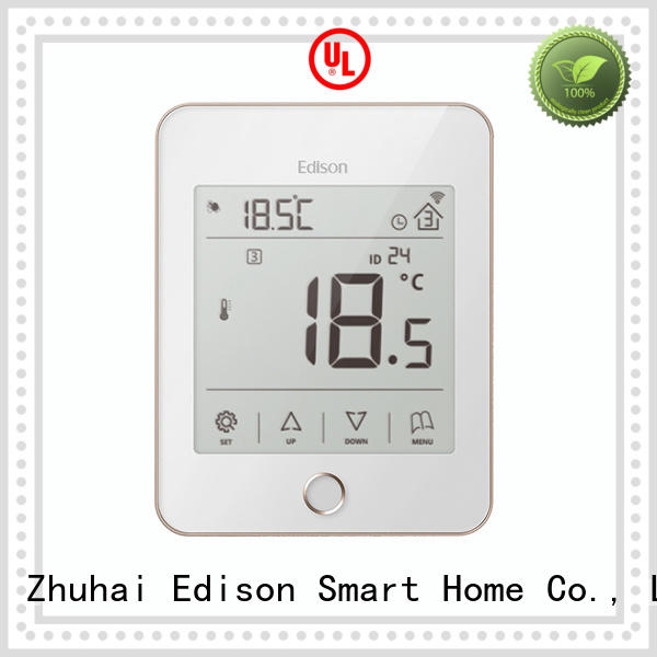 stably underfloor heating thermostat electric production for hardware store