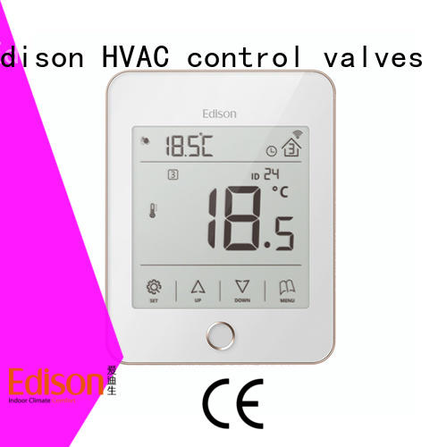 Edison quickly cheap thermostat manufacturer for hardware store