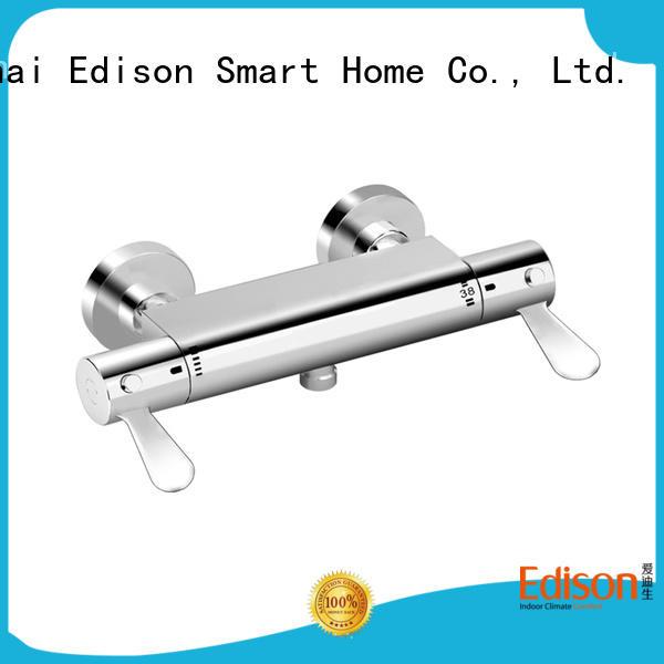 Edison shower shower mixer taps manufacturer for industry