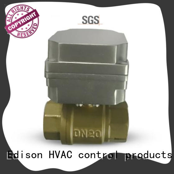 high quality 3 way motorized ball valve manufacturer for shop