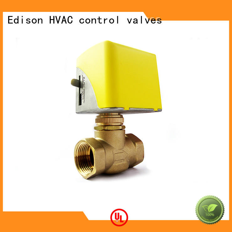 motorized motor operated valve motor production for air conditioning