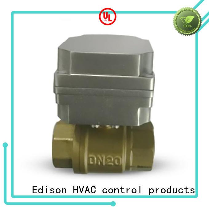 ball 3 way motorized ball valve motorized industry Edison