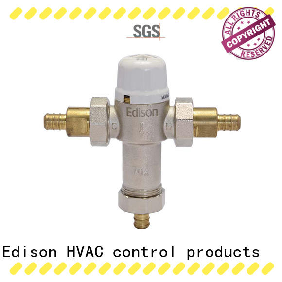 ball concealed function shower temperature control Edison Brand