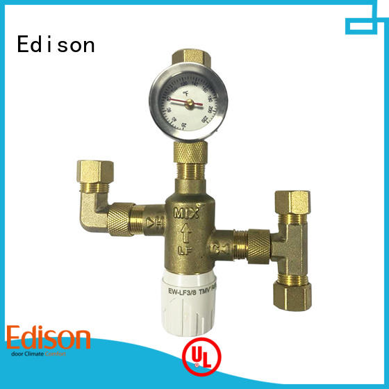 online temperature actuated mixing valve series for hardware store Edison
