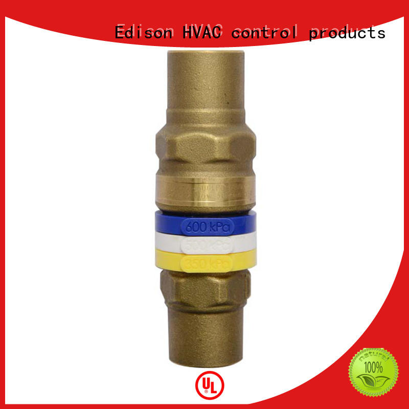 drain water bypass valve production for hardware store Edison
