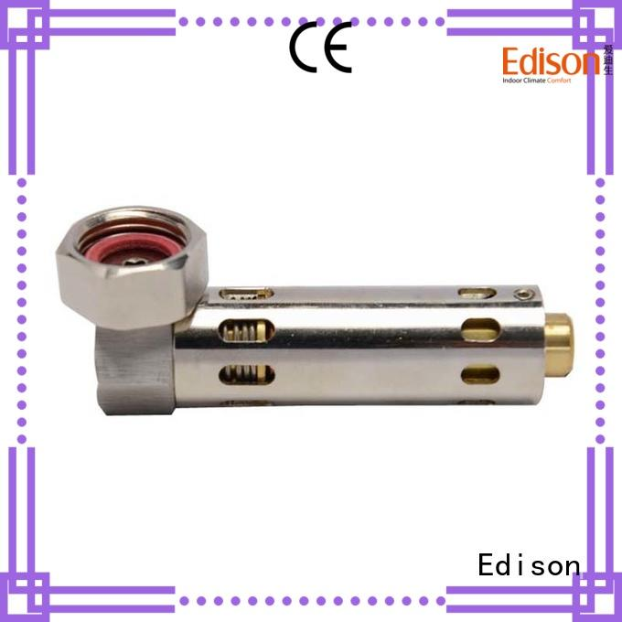 Edison safety radiator drain off valve wholesale for shop