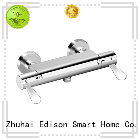 Edison heating bath taps with shower mixer for industry
