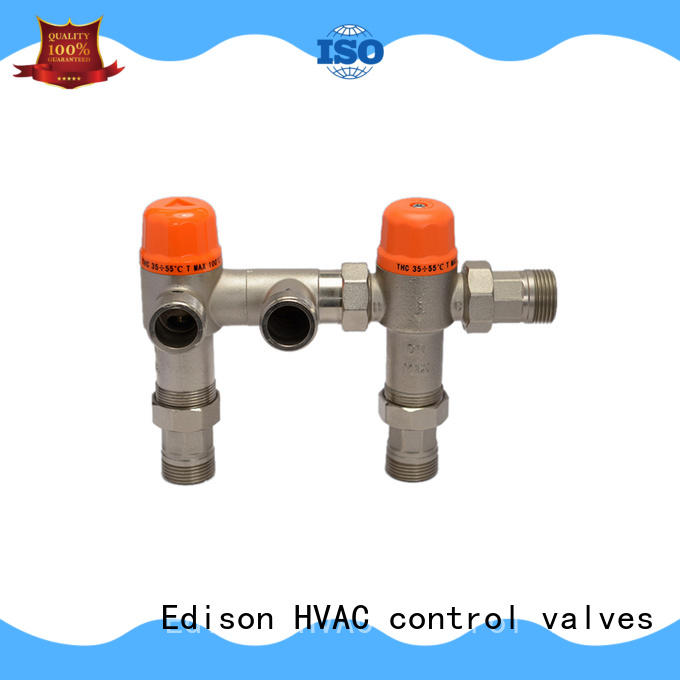 Edison high quality water tempering valve series for hotels