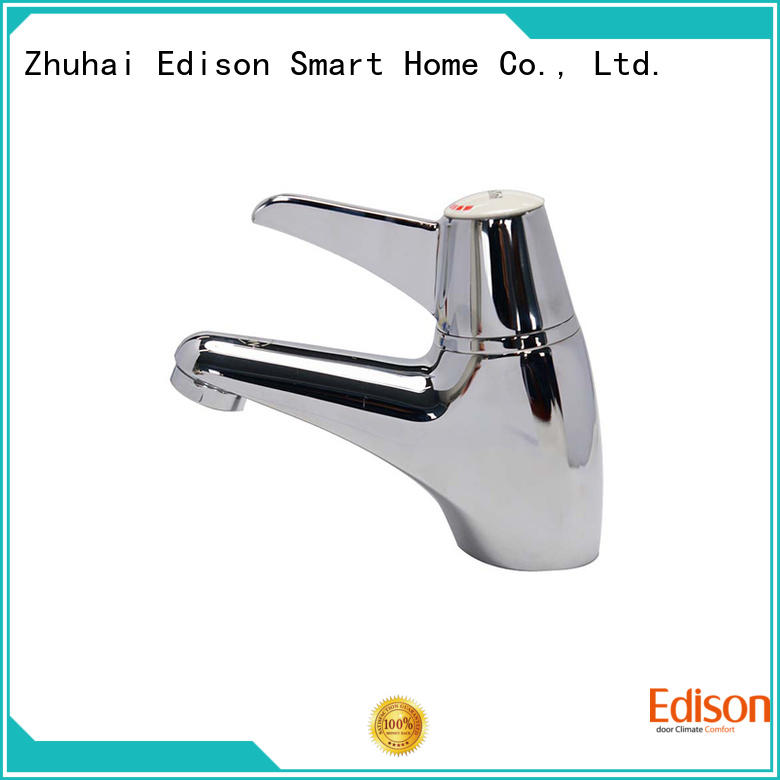 Edison mixer basin mixer series for industry