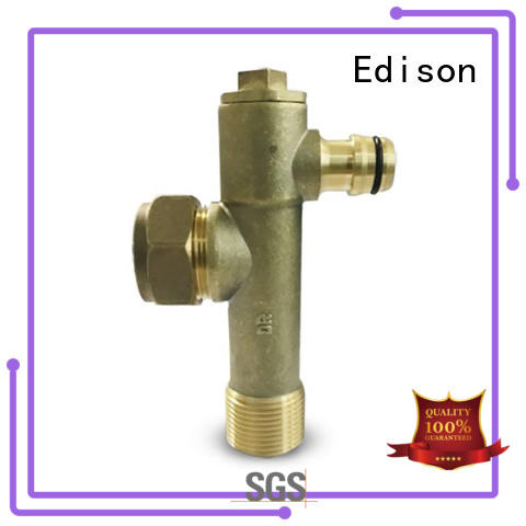Edison high quality hydraulic bypass valve valve for industry