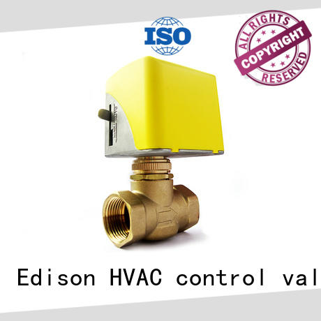 energy-saving motorised valve quality manufacturer for hardware store
