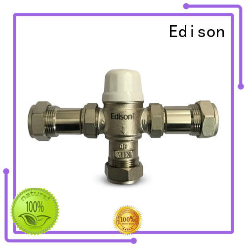 high quality temperature mixing valve storage function for hotels