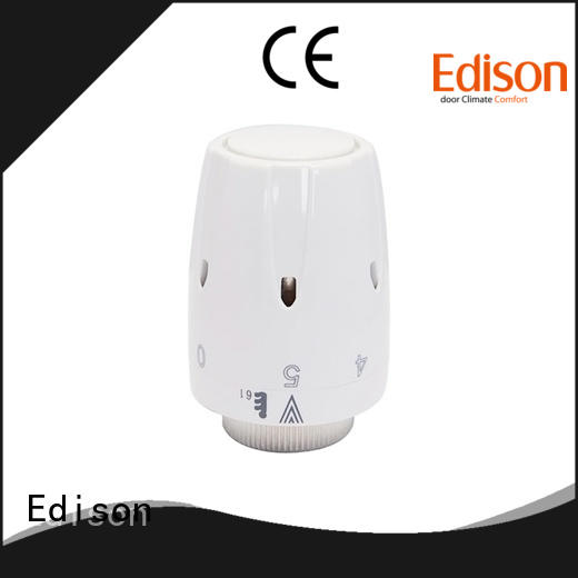Edison durable straight radiator valves manufacturer for apartments