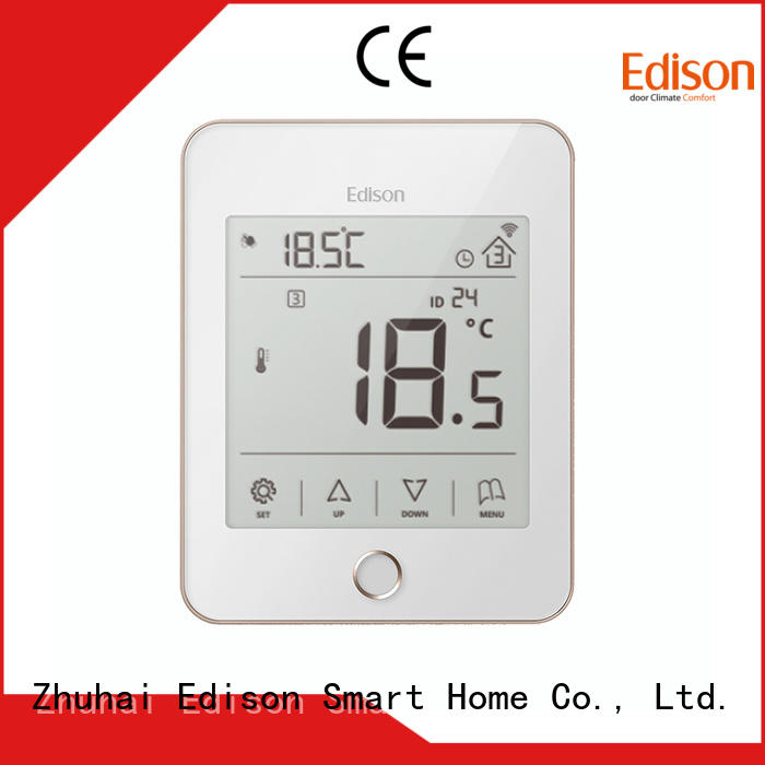heat only thermostat thermostat for industry Edison