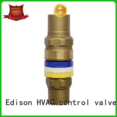 Edison frostvalve radiator drain off valve sale for industry