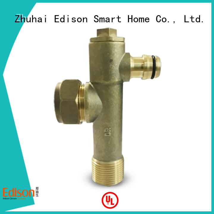 Edison high quality exhaust bypass valve kit bypass for shop