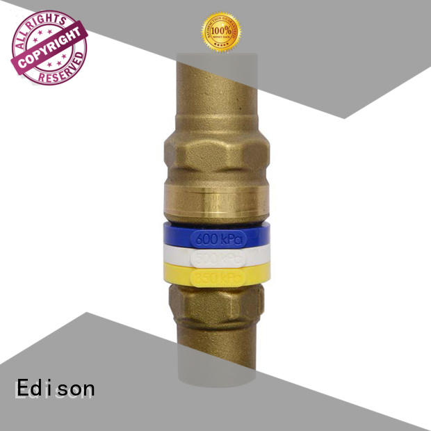 bypass limiting pressure by-pass valve Edison Brand